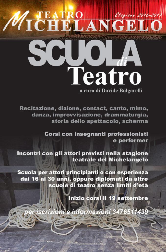Scuola Teatro Michelangelo