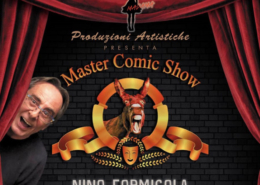 Nino formicola master comic